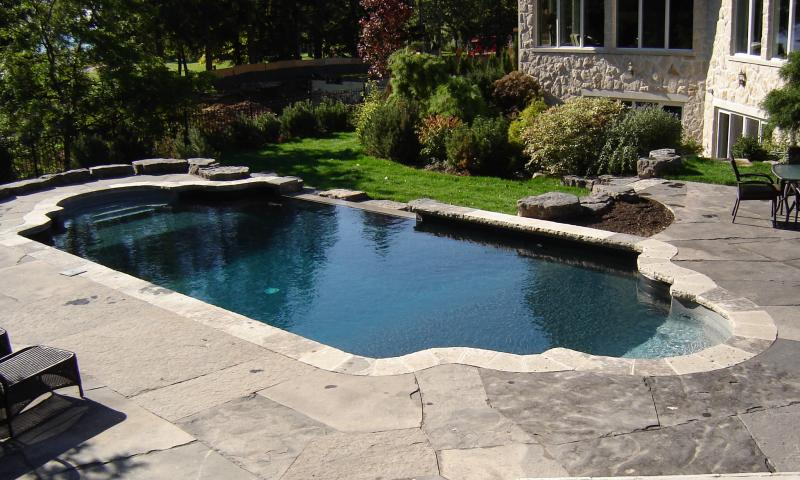 Cool pools ruby award winner art of water design for What is a grecian pool
